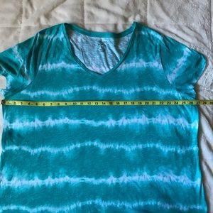 Sonoma Tops - Sonoma Life&Style Everyday Tie Dye Tee